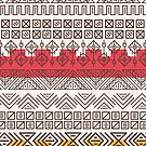 Aztec Pattern by Colorsark
