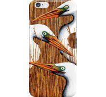 Three Egrets iPhone Case/Skin