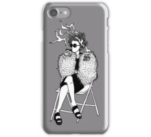 Marla Singer's Support Group iPhone Case/Skin