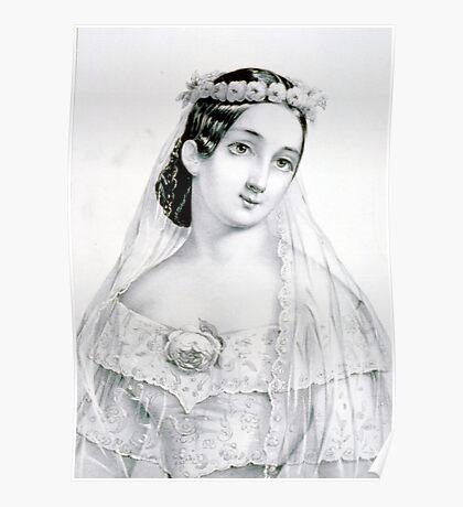 Gertrude - 1846 - Currier & Ives Poster