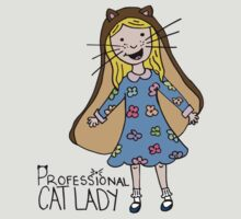 Professional Cat Lady by mlleruta