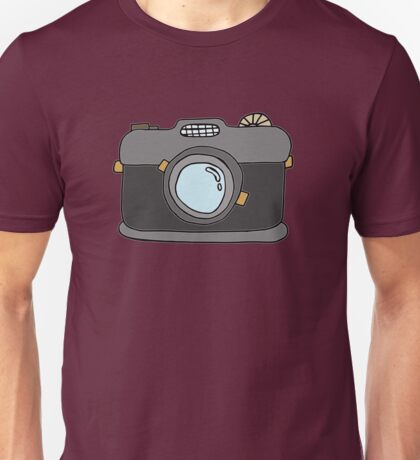 Retro Camera - Version 2 Unisex T-Shirt