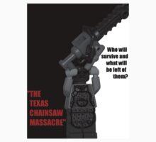 Lego The Texas Chainsaw Massacre One Piece - Short Sleeve