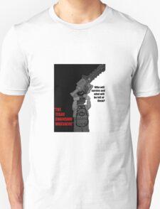 Lego The Texas Chainsaw Massacre Unisex T-Shirt
