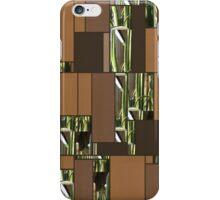 Cactus Garden Art Rectangles 6 iPhone Case/Skin