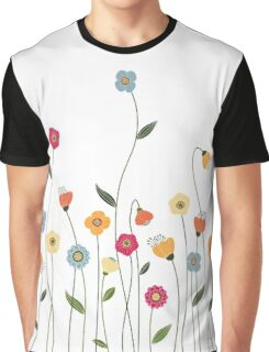 A Walk in the Countryside Graphic T-Shirt