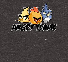 Angry teams Unisex T-Shirt
