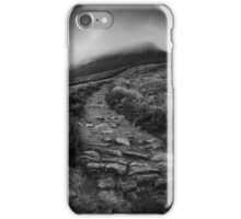 Path to Pen-y-ghent iPhone Case/Skin