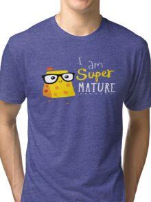fanny cheese  Tri-blend T-Shirt