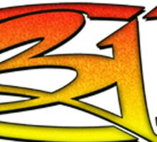 311 LOGO BAND Sticker