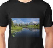 Lake Vorderer Schwendisee Unisex T-Shirt
