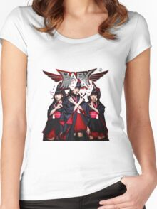 babymetal  Women's Fitted Scoop T-Shirt