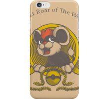 Cutest Roar of The World iPhone Case/Skin