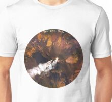 Mount Etna Volcanic Eruption Sicily Italy Space Image Unisex T-Shirt
