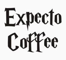 Expecto Coffee - I await Coffee Baby Tee