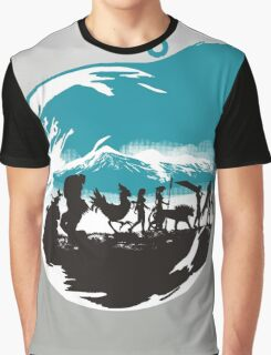 FELLOWSHIP OF THE FANTASY Graphic T-Shirt