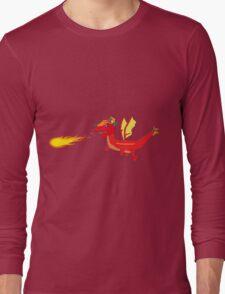 fire dragon Long Sleeve T-Shirt