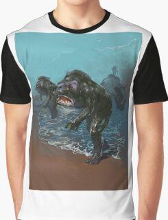 Innsmouth Deep Ones Graphic T-Shirt