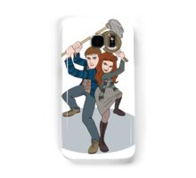 Night Terrors a la Tangled Samsung Galaxy Case/Skin