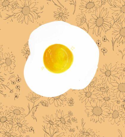 Eggy for my leggy Sticker