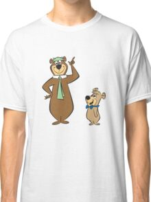 Yogi Bear and Boo-Boo Classic T-Shirt