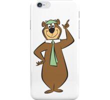 Yogi Bear and Boo-Boo iPhone Case/Skin