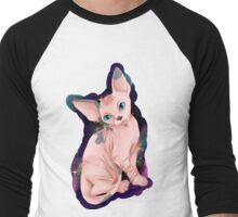 Space Sphynx Men's Baseball ¾ T-Shirt