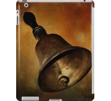 You can ring my bell iPad Case/Skin