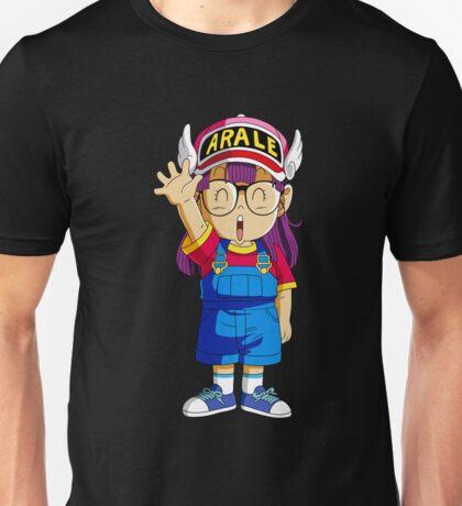 dr slump arale Unisex T-Shirt