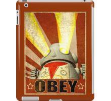 OBEY Version 2 iPad Case/Skin