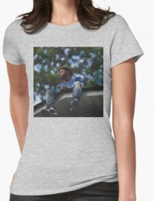 2014 Forest Hills Drive Womens Fitted T-Shirt