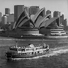Sydney Opera House by Brett Rogers