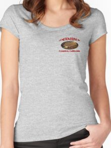 Compton Drive-In Women's Fitted Scoop T-Shirt