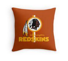 The Washington Redskins (NFL) Throw Pillow
