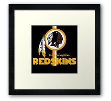 The Washington Redskins (NFL) Framed Print