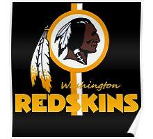 The Washington Redskins (NFL) Poster
