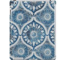 Sunflower blueprint design iPad Case/Skin