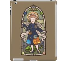 Our Lady of Education iPad Case/Skin