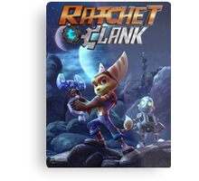 Ratchet & Clank Video Game 2016 Metal Print