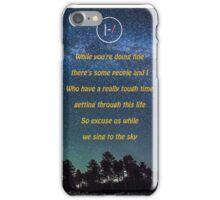 Tøp Screen iPhone Case/Skin