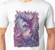 Romance Wolf Unisex T-Shirt