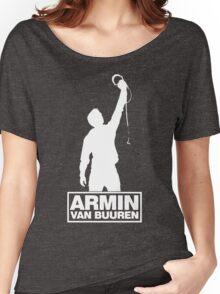 Armin van Buuren Funny Women's Relaxed Fit T-Shirt