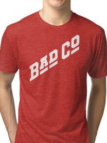BAD CO COMPANY Tri-blend T-Shirt