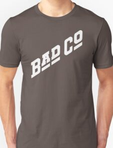 BAD CO COMPANY Unisex T-Shirt