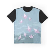 Origami S01 Graphic T-Shirt