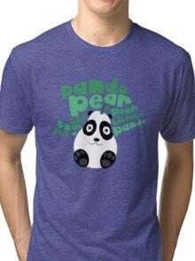 Pandapear Tri-blend T-Shirt