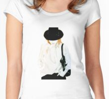 Hat Women's Fitted Scoop T-Shirt