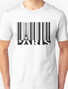 Paris, T-Shirt Design Unisex T-Shirt