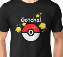 Pokemon go - Gotcha - poke ball 2 Unisex T-Shirt
