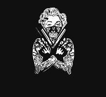Badass Monroe Unisex T-Shirt